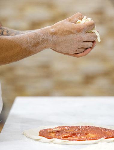 Gli ingredienti Italiani DOP della Pizzeria Gigino&Figli