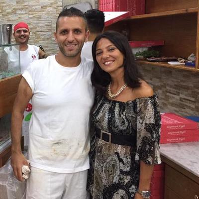 misya, la food blogger napoletana alla Pizzeria verace Napoletana Gigino&Figli