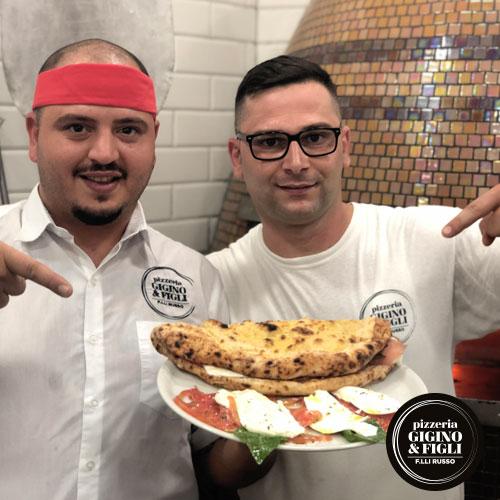 Pizzeria Soccavo Napoli Gigino&Figli