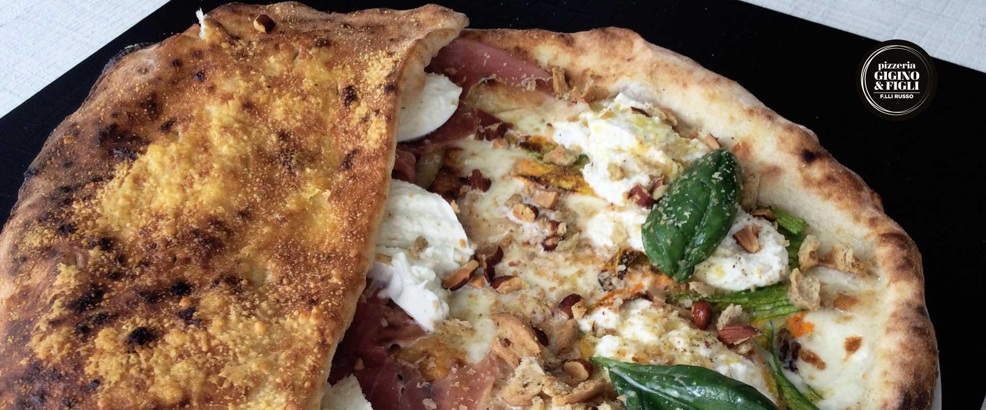 Pizza Donna Tarallo